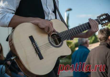 Почему 90% людей, которые начинают изучать гитару, бросают это через несколько месяцев? | Классическая ГИТАРА | Яндекс Дзен