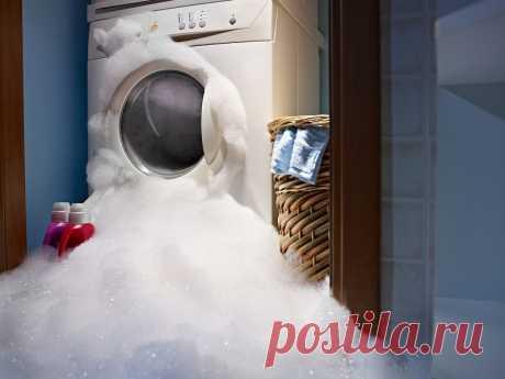 Мастер: «Сделайте это — ваша стиральная машинка никогда не сломается! А если регулярно…» — 1001 СОВЕТ