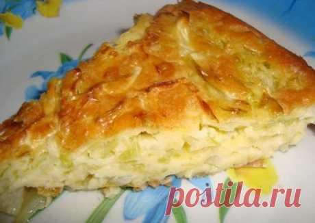 Пирог с капустой на кефире — 6 рецептов