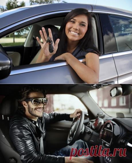 Кто безопаснее водит машину — мужчины или женщины?