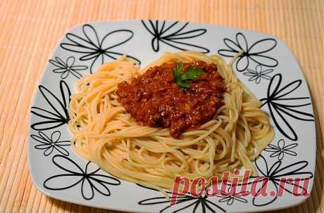Секреты соуса болоньезе - Кулинарные советы для любителей готовить вкусно - Хозяйке на заметку - Кулинария - IVONA - bigmir)net - IVONA - bigmir)net