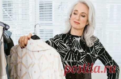 Как одеваться женщине за 50 чтобы выглядеть стильно (Мода и стиль) – Журнал Вдохновение Рукодельницы