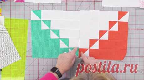 Easy Rickrack Quilt: Done In A Flash & Perfect For Spring – DIY Ways