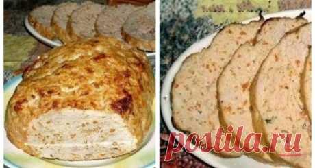 """Мясной """"хлеб"""" - Лучший сайт кулинарии"""