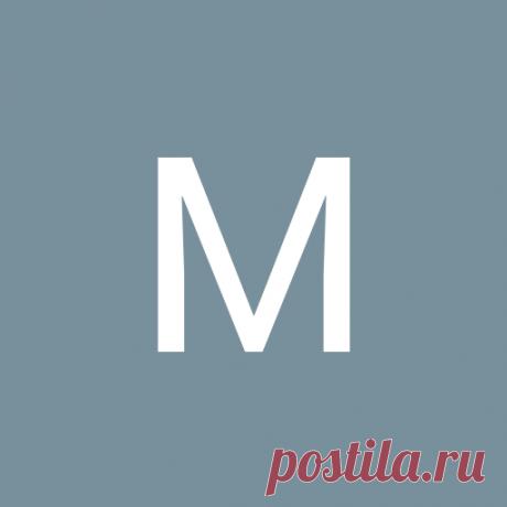 Марина Ивановна Глебова
