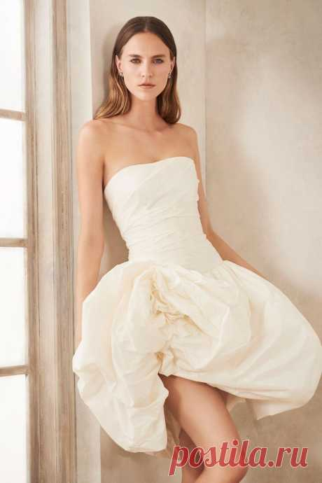 Свадебные тренды 2020 года: самые популярные прически и укладки   WEDDING Рекомендует