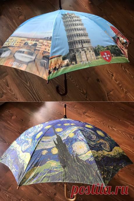 Что привезти из путешествия? Я вот люблю покупать зонтики: покажу свою коллекцию | Соло-путешествия | Яндекс Дзен