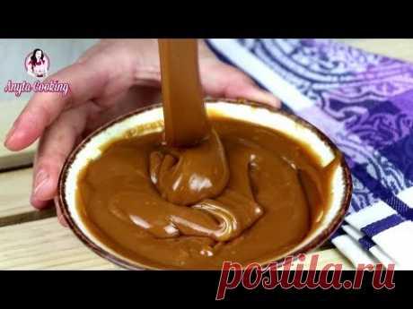 Crema caramel cu frisca / Anyta Cooking