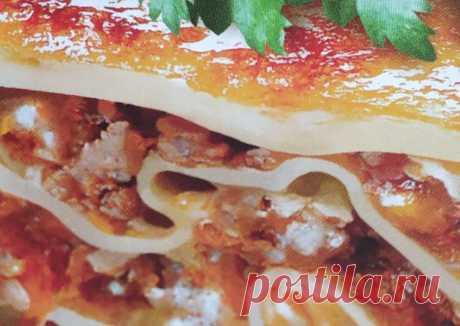 (5) Лазанья - пошаговый рецепт с фото. Автор рецепта svetlana ivanova . - Cookpad