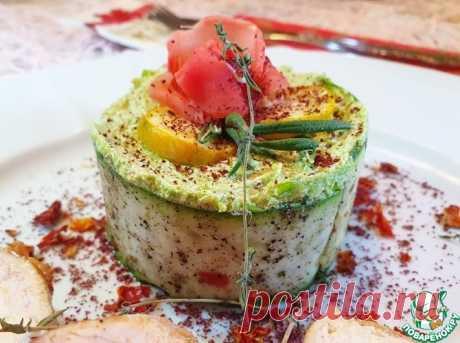 Копченое пюре из зеленого горошка Кулинарный рецепт