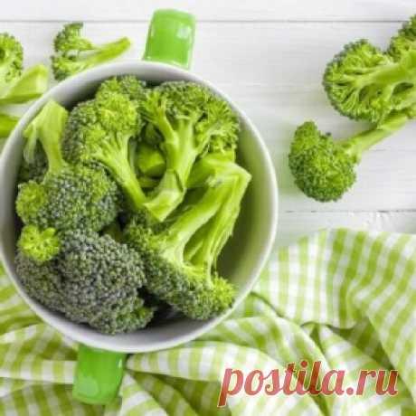 Как приготовить брокколи вкусно и полезно - МирТесен
