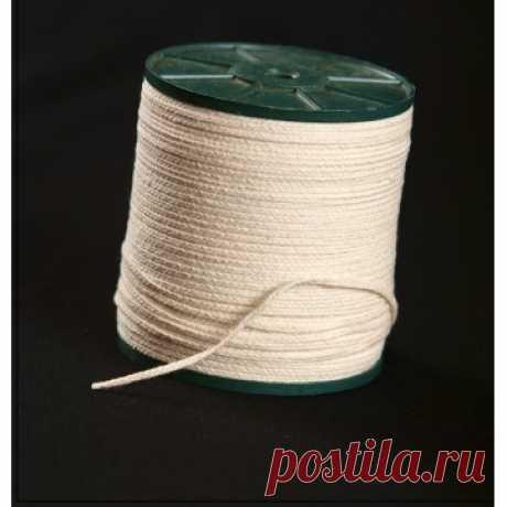 Фитиль косичка 3*13 (1 м) купить в Минске