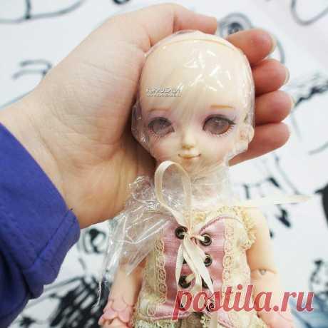 Статьи » Как сделать парик для куклы из мохеровых трессов