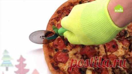 Что такое нож для пиццы и как его использовать | Краше Всех
