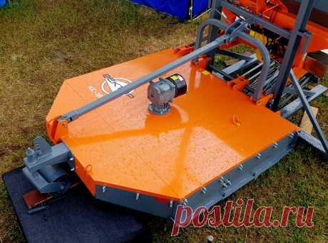 Купить навесную косилку роторную для травы Вектор для трактора МТЗ 80, т 25 и 40 в Беларуси, цены на садовую косилку