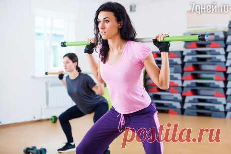 Жиросжигающий фитнес: 10 лучших упражнений для похудения - 7Дней.ру