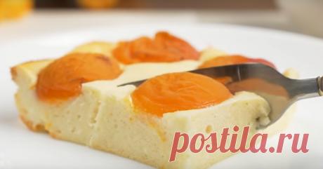 Творожная запеканка с абрикосами - Вкусные рецепты - медиаплатформа МирТесен