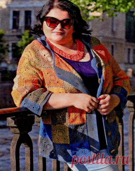 Вязаные модели крючком: платья, пуловеры, бактусы в одном журнале   Не от скуки, руки - крюки   Яндекс Дзен