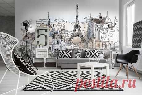 """Изображение #3265 """"Париж. Акварель"""""""