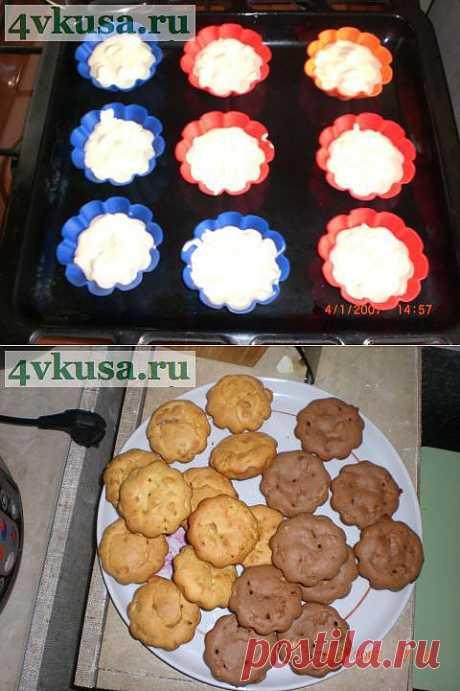 "Кекс ""Нежный"". | 4vkusa.ru"