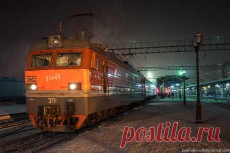 Четверо суток в плацкарте, или 20 мифов о долгой поездке на поезде - Самые интересные путешествия по России — LiveJournal