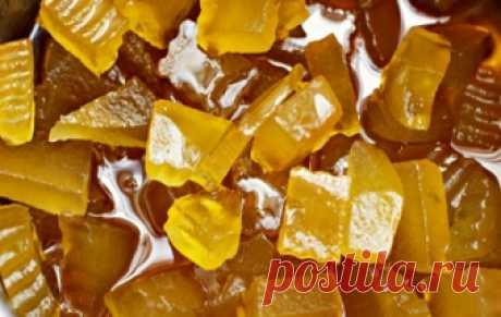 Варенье из корок арбуза / Варенье / TVCook: пошаговые рецепты с фото