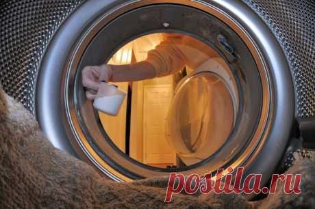 Стирка пледов: как правильно, можно ли в стиральной машине