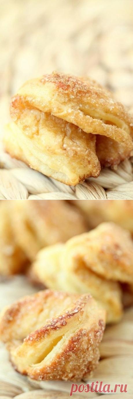 Как приготовить творожное печенье. - рецепт, ингридиенты и фотографии