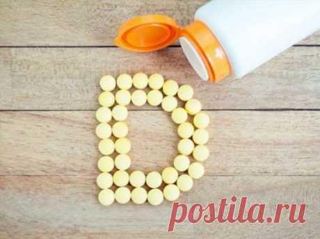 Польза для человека: о необходимости витамина D для организма | Офигенная