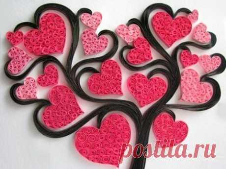 Love tree \/ kvilling