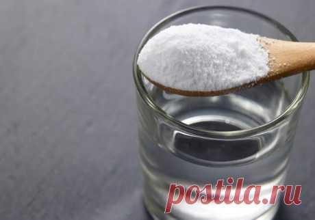 Соль для укрепления десен