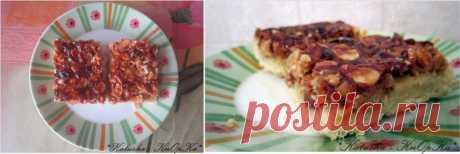 Песочные пирожные с орехами: katusha_2109 — ЖЖ