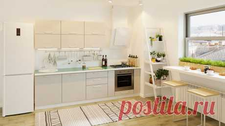 Кухни на заказ от производителя в Санкт-Петербурге