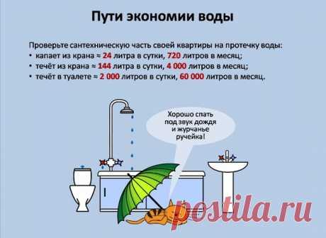 Как экономить воду в квартире с счетчиком: выбор бытовой техники, насадки на смеситель и другие рекомендации