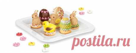 Пасхальное печенье с начинкой от TESCOMA ® – рецепты в интернет-магазин посуды из Чехии