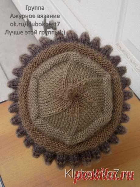Шапки, шапочки, береты | Клубок