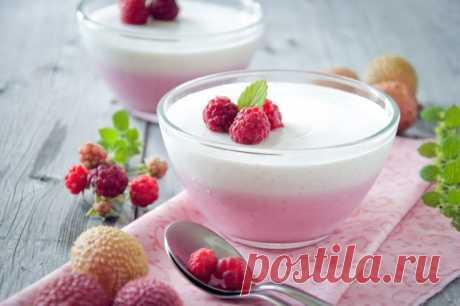 Молочный десерт для детей вместо мороженого. Полезное лакомства. Подборка рецептов.