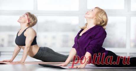 Каждая женщина после 35, должна выполнять эти 5 упражнений ежедневно Читать далее...