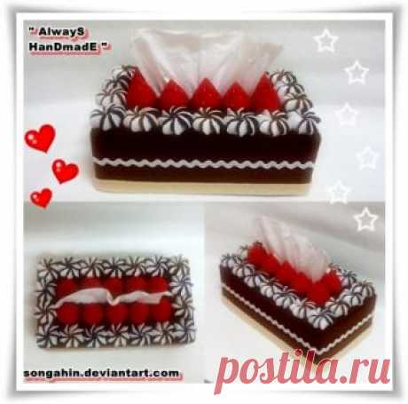 I'm make this for my Mom.. My mother had long asked for, but only now it finished.. Sory mom,,, that for youuuu... *I've made TUTORIAL for this --->