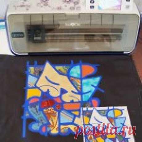 Создаем текстильный витраж с помощью ScanNCut: Часть II Автор: Ольга МИЛОВАНОВА Плоттер ScanNCut дает возможность взглянуть на многие виды рукоделия под другим углом. Создать текстильный витраж с помощью этого многофункционального аппарата легко. Один …