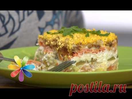 Самый вкусный салат «Мимоза»