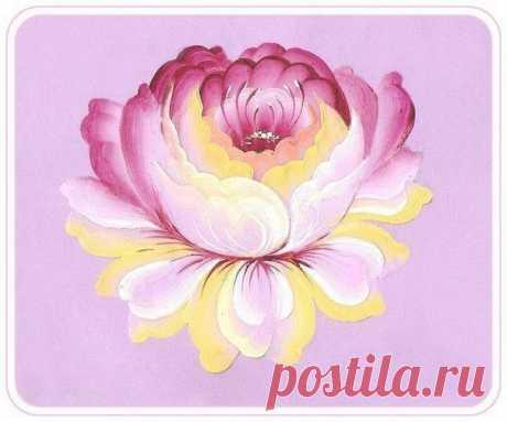 Тагильская роза