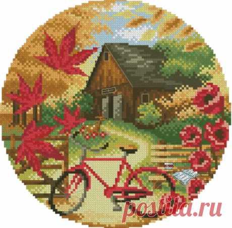 Осенние декорации - Домоводство - медиаплатформа МирТесен