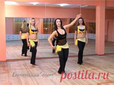"www.samira-dance.ru - ""Основная база. 1 уровень"" (Samira's school. Fundamential base. Level 1)"