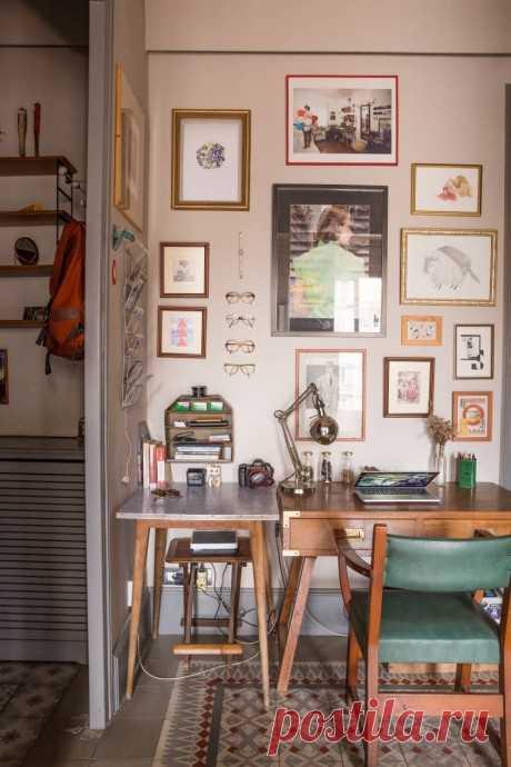 Квартира фотографа Сеси Джервасо в Барселоне