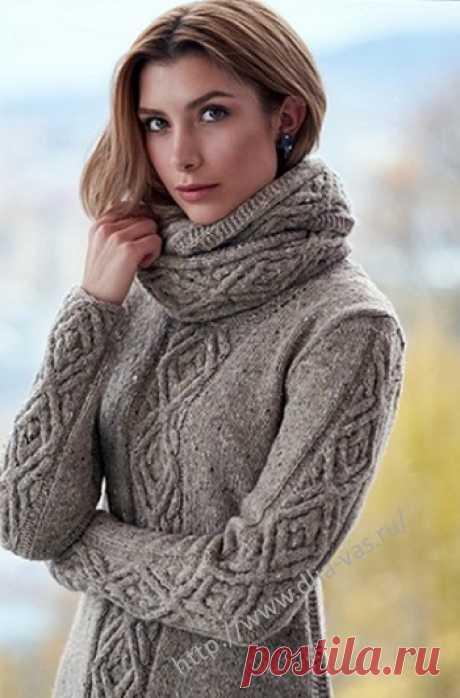 ГАЛКИН ДНЕВНИК журнал для женщин: Теплый пуловер