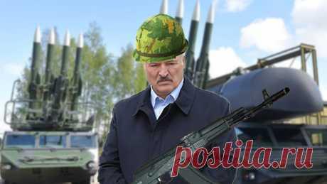 Лукашенко будет стрелять в народец От народного любимца до падения ниже плинтуса – четверть века.