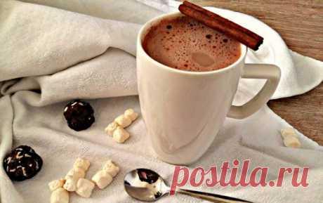Польза и вред какао для мозга, на завтрак, на воде | Хорошие привычки