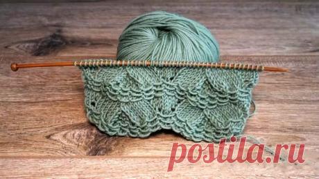 Подборка узоров спицами для любимых читателей | Вязание, рукоделие, хобби | Яндекс Дзен