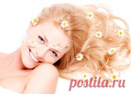 8 Лучших натуральных красителей для волос - Своими руками